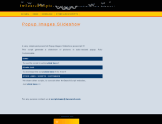 popup-images-slideshow.4wsearch.com screenshot