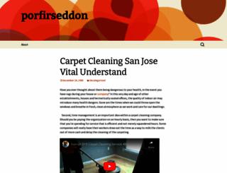 porfirseddon.wordpress.com screenshot