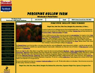 porkyfarm.com screenshot