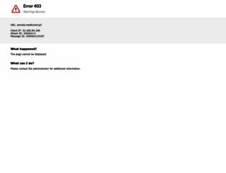 porody.medicover.pl screenshot