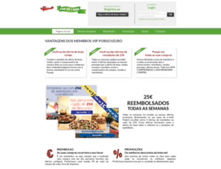 porso1euro.com screenshot