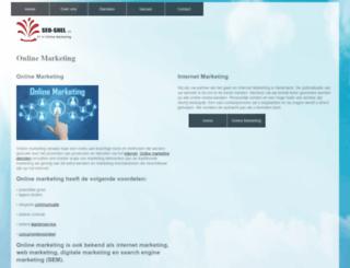 portablemarketing.nl screenshot