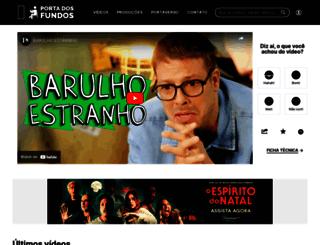 portadosfundos.com.br screenshot