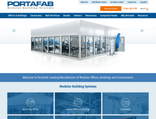 portafab.com screenshot