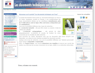 portaildoc.oieau.fr screenshot