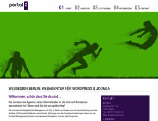 portal-2.de screenshot