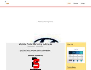 portal-sales.com screenshot