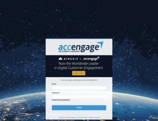 portal.ad4screen.com screenshot