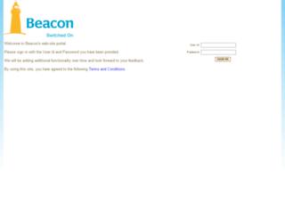 portal.beacon.co.tt screenshot