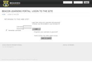 portal.beaconpri.sg screenshot