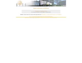 portal.bits-iserlohn.de screenshot