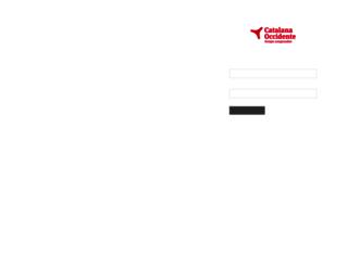 portal.catalanaoccidente.com screenshot