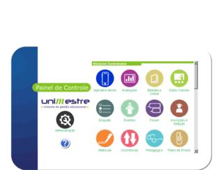 portal.celer.edu.br screenshot