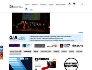 portal.coag.es screenshot