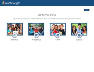 portal.dallas.edu screenshot