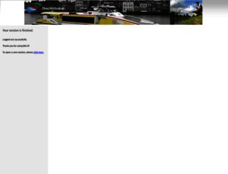 portal.drechtsteden.nl screenshot