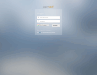 portal.easystaff.nl screenshot
