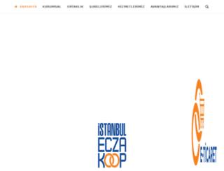 portal.eczakoop.org.tr screenshot