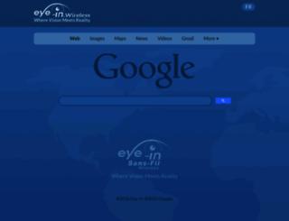 portal.eye-in.com screenshot