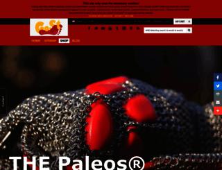 portal.gost-barefoots.com screenshot