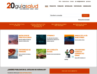 portal.guiasalud.es screenshot