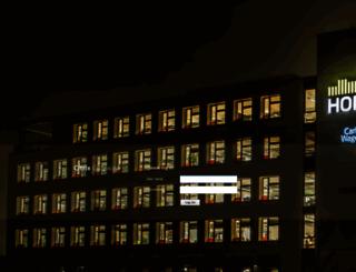 portal.hofor.dk screenshot