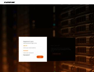 portal.ipserverone.com screenshot