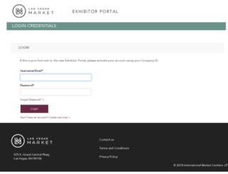 portal.lasvegasmarket.com screenshot
