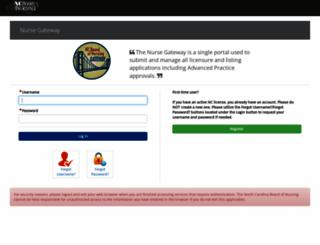 portal.ncbon.com screenshot