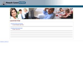 portal.pcitraining.edu screenshot