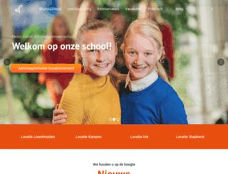 portal.pieterzandt.nl screenshot