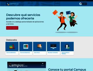 portal.ual.es screenshot