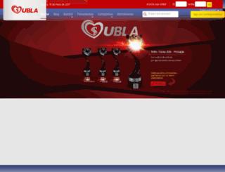 portal.ubla.com.br screenshot