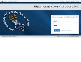portal.ufsm.br screenshot