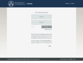 portal.uv.es screenshot