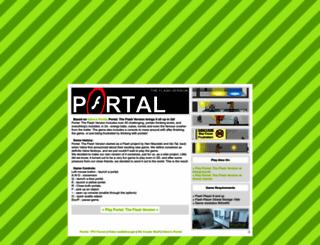 portal.wecreatestuff.com screenshot