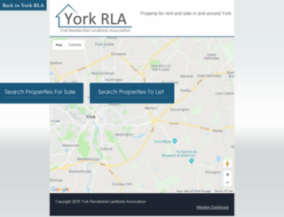 portal.yorkrla.co.uk screenshot