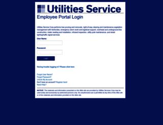 portal1.utilservcorp.com screenshot
