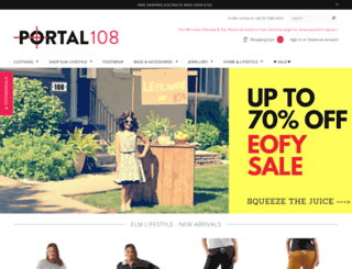portal108.com.au screenshot