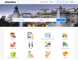 portalanunciosgratis.com screenshot