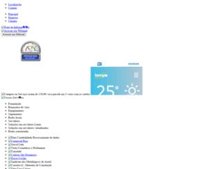 portalaraxa.com.br screenshot