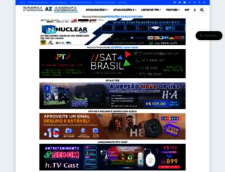 portalazamerica.blogspot.com screenshot