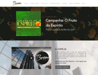 portalbereana.com.br screenshot