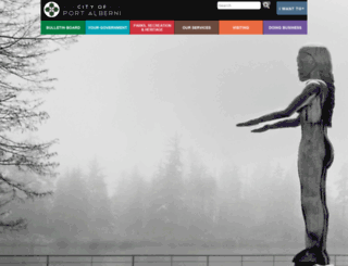 portalberni.ca screenshot