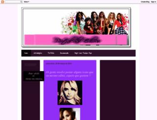 portaldasedicoes.blogspot.com.br screenshot