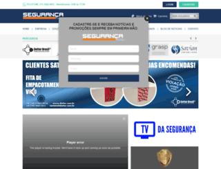 portaldaseguranca.com.br screenshot