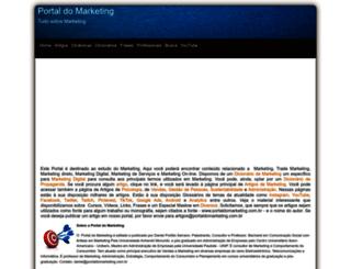 portaldomarketing.com.br screenshot