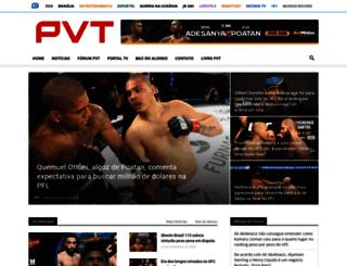 portaldovt.com.br screenshot