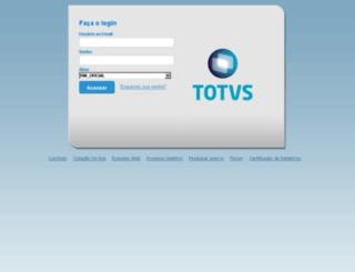 portaleducacional.claretiano.edu.br screenshot