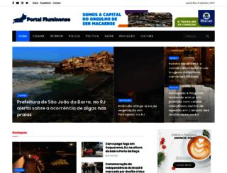 portalfluminense.com.br screenshot